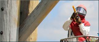 Log Home Repair LogDoctors
